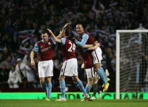 Aston Villa 6-4 Blackburn