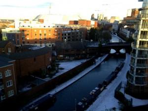 Birmingham nevado