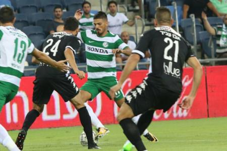 Cuéllar stays unbeaten in the Toto Cup
