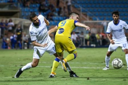 Kiryat Shmona nearly drew against a powerful Maccabi Tel Aviv