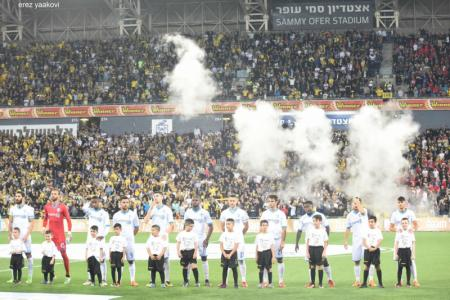 Kiryat Shmona defeated on the Cup semifinal after an excellent match