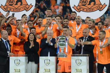 Carlos Cuéllar extends his good streak at Bnei Yehuda